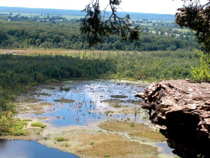 6. Inspiration Point (Wolf Lake)