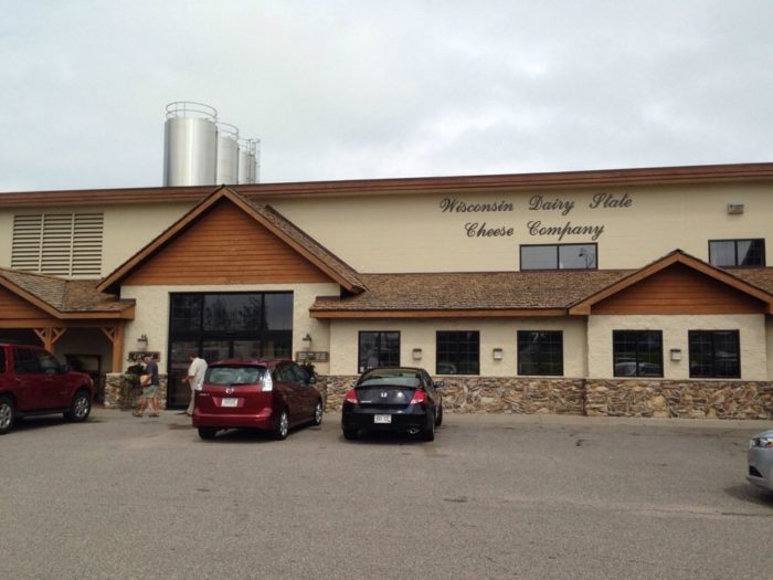 8. Dairy State Cheese Factory
