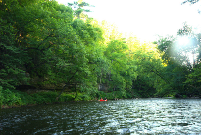 2. Apple River