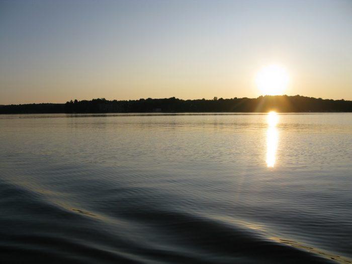 7. Lake Delton