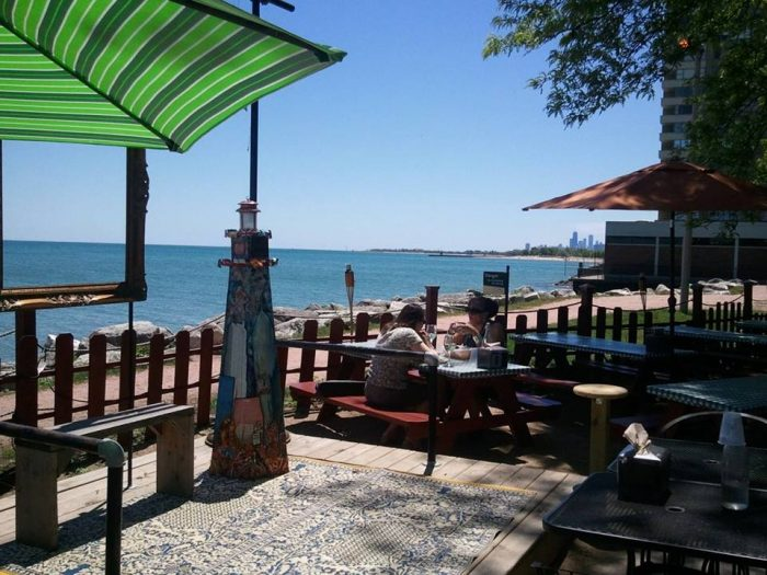 5. The Waterfront Cafe