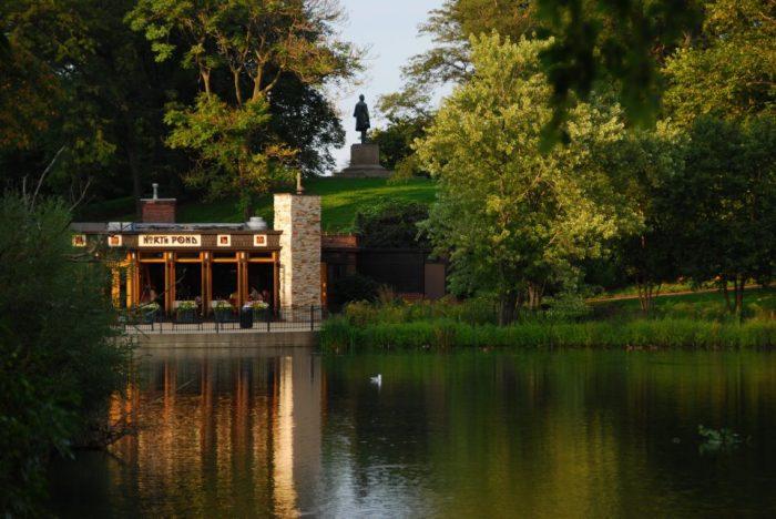 10. North Pond