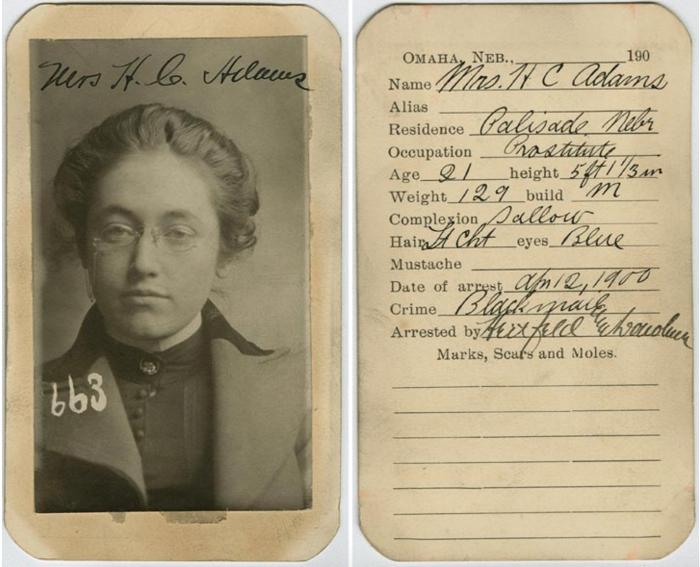 1. Mrs. H.C. Adams