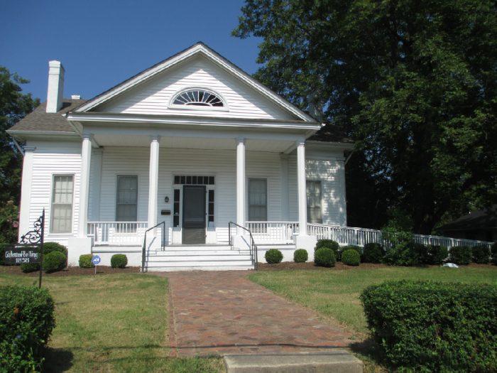 Visit the Ida B. Wells Museum.