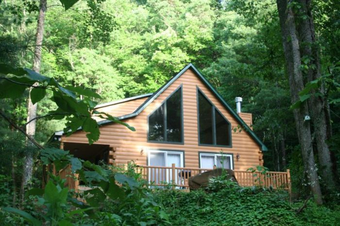 10 affordable vacation rentals in north carolina for Cheap cabin rentals in asheville nc