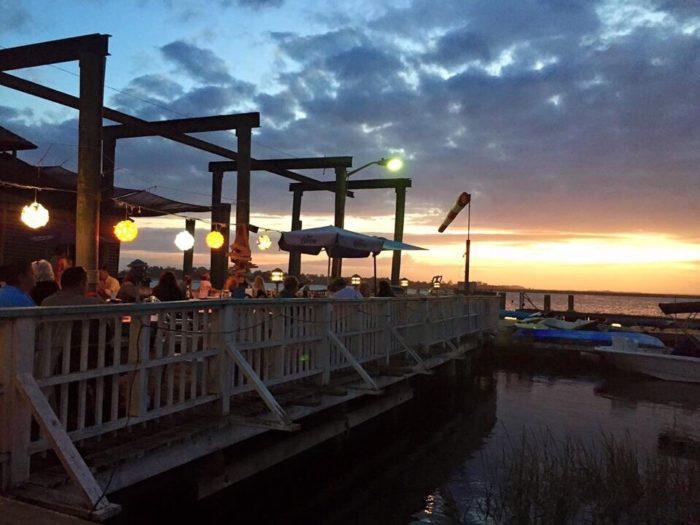 Seafood Restaurants Wilmington Island Ga