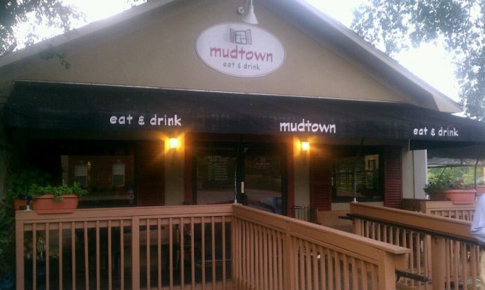 5. Mudtown Eat & Drink - Birmingham