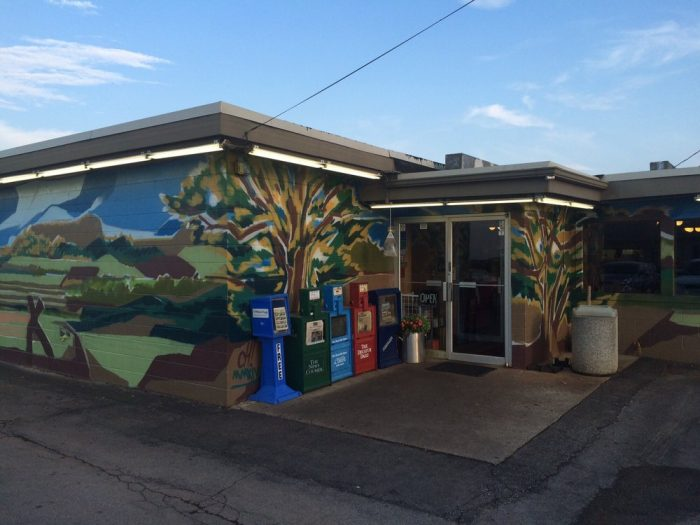 3. Old Greenbrier Restaurant - Madison