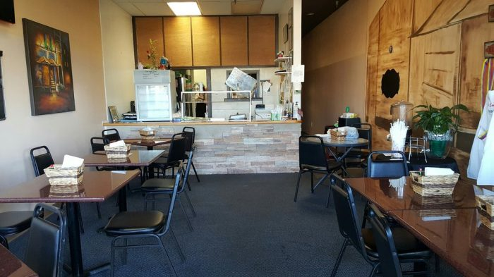 2. D'Road Cafe - Montgomery