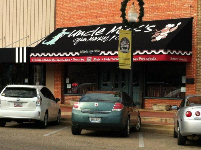 8. Uncle Mick's Cajun Market & Cafe - Prattville