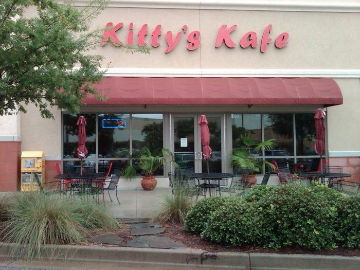4. Kitty's Kafe - Gulf Shores