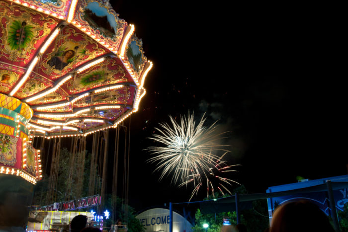 5. Alameda County Fairgrounds' 4th of July Fireworks Spectacular