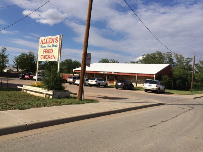 9. Allen's Family Style Meals (Sweetwater)