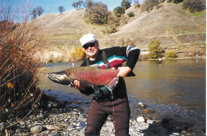 13 great spots in northern california to go fishing for American river fishing