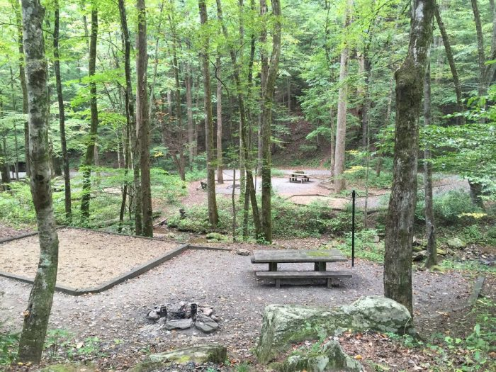1. Andrew's Cove Campground - Unicoi Turnpike Helen, GA 30545