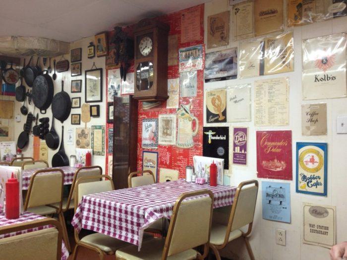 2. Anton's Coffee Shop – Springfield, Mo.