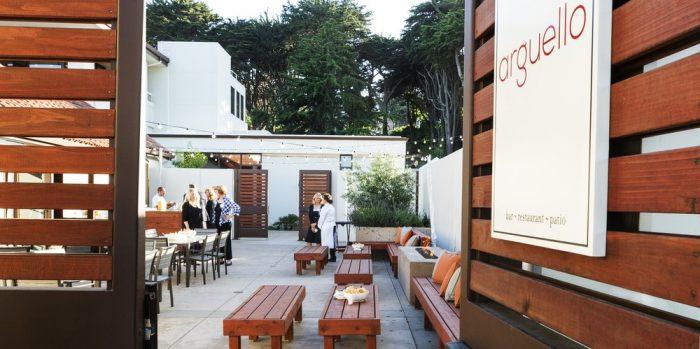 12. Arguello Restaurant