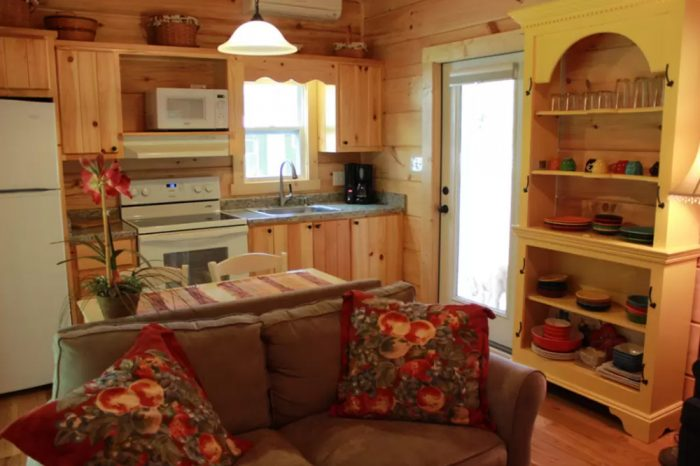 8. The Cottage at Ariana Farms - Okatie, SC (enroute to Hilton Head)