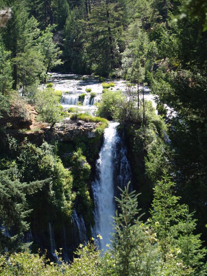 1. Burney Falls