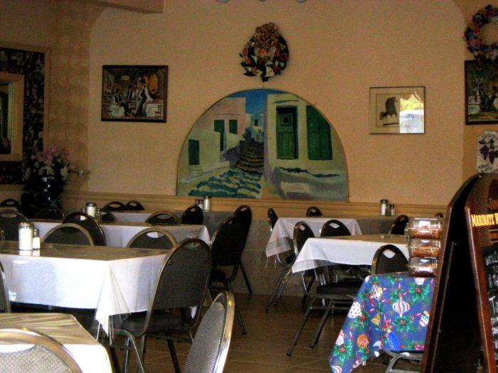 9. Athens Restaurant, Edgewater