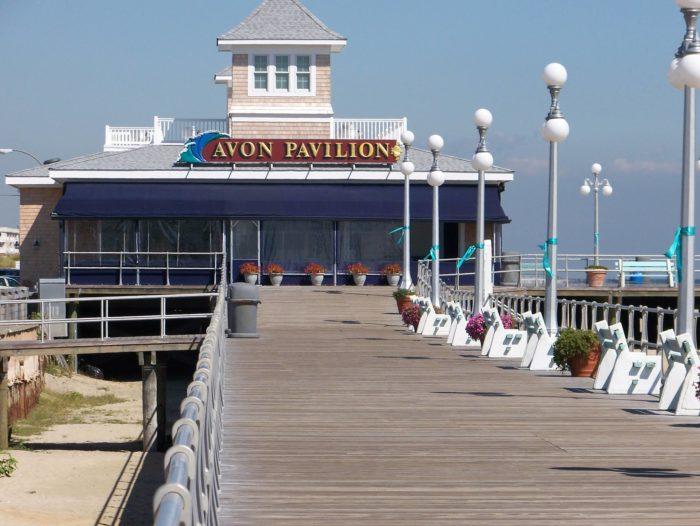 4. Avon Pavilion, Avon-By-The-Sea