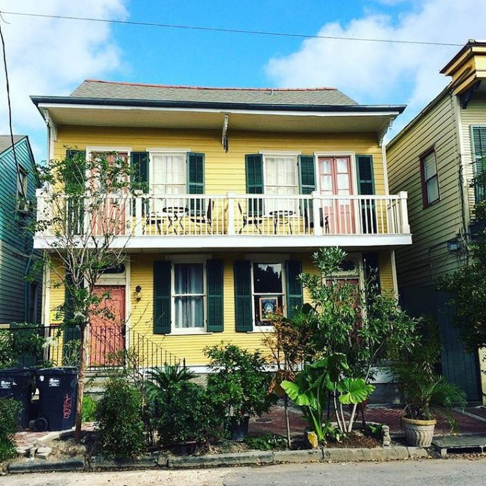 3) Balcony Guest House Bed & Breakfast, 2483 Royal ST., New Orleans, LA