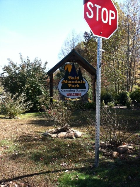 3. Bald Mountain Park Camping Resort - 751 Gander Gap Rd. Hiawassee, GA 30546