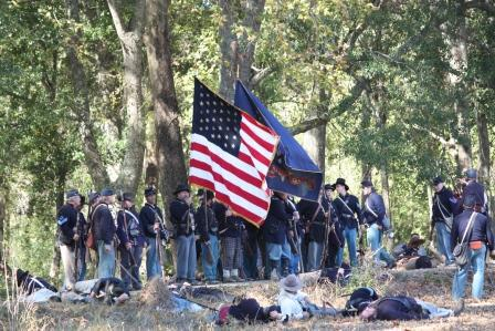 The city is also home to the Raymond Military Park, which commemorates the May 12th 1863 Battle of Raymond. The battlefield spans over 100 acres and includes walking trails, informative kiosks, monuments, canons, interpretive signage and reenactments.