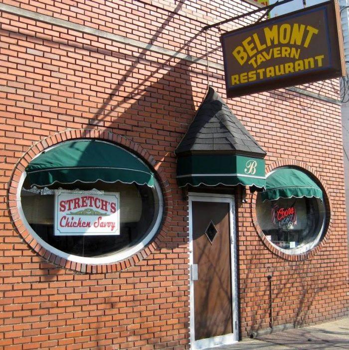 2. Belmont Tavern, Belleville