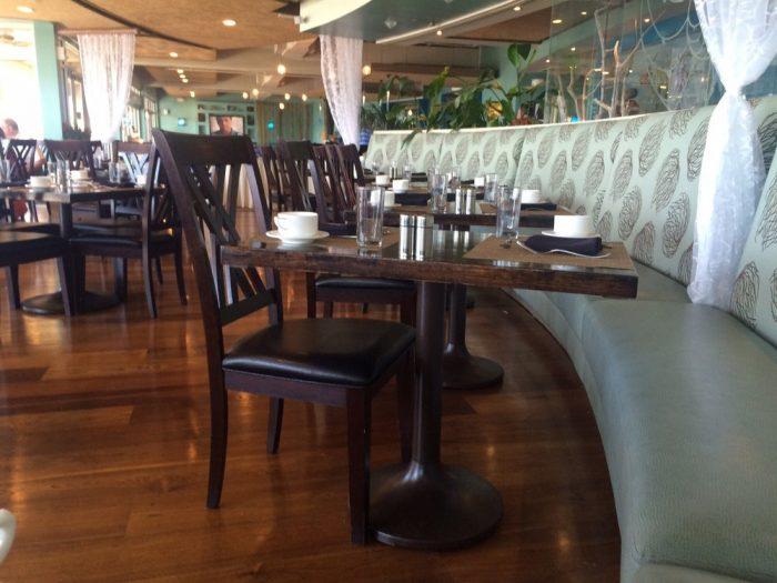 Ocean Blu Cafe Myrtle Beach