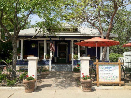 2. Blue House Bakery and Café, 609 N Canyon Street, Carlsbad