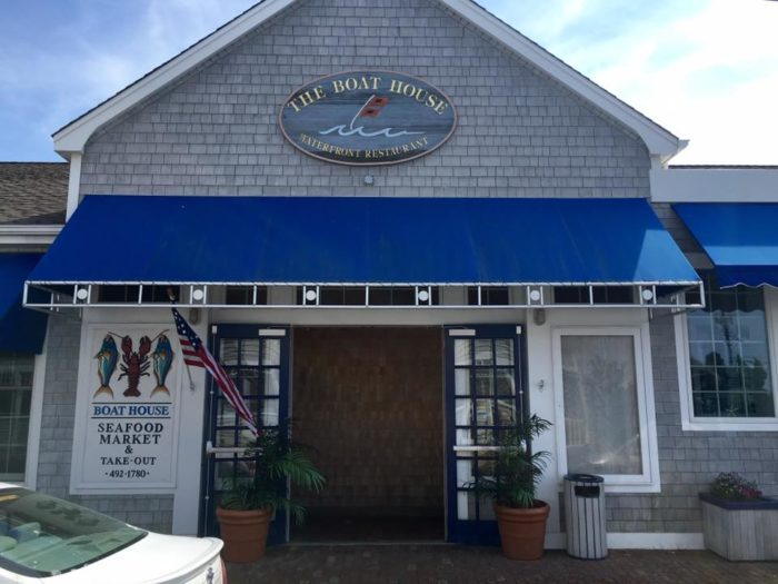 9. The Boat House Restaurant, Beach Haven