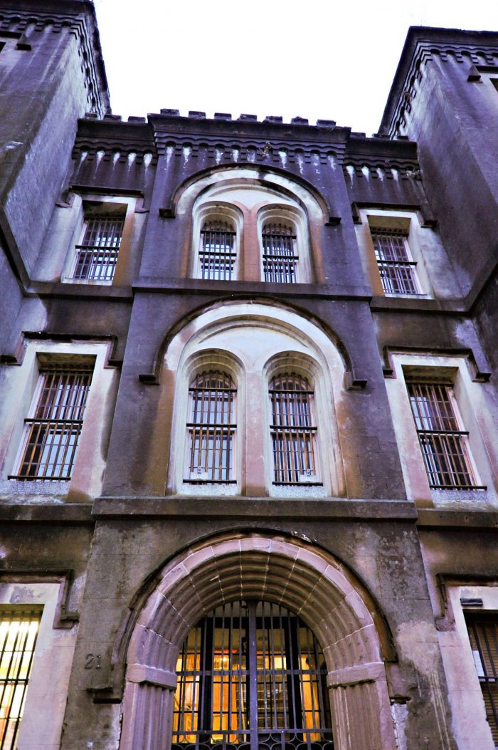 bulldog tours old city jail
