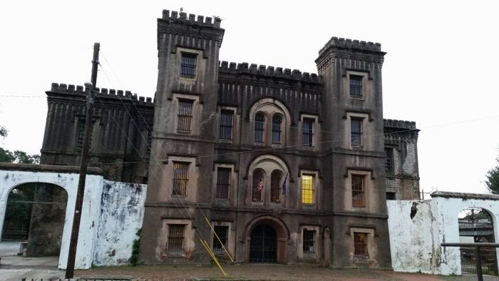 Another Man S Treasure Since 2000 The American Of Building Arts Acba Has Owned Jail It Serves As Main Cus And Also What
