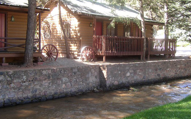 3. The Timber Lodge