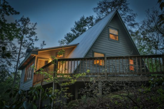7. The A-Frame of Your Dreams
