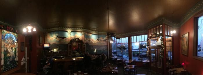 Cafe Waterfront Restaurant Eureka