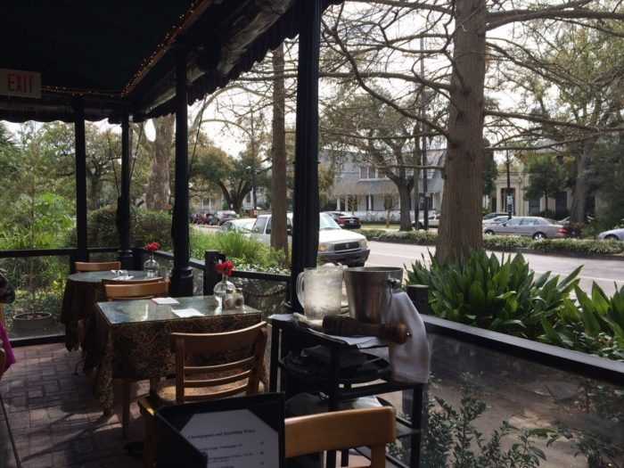 1) Café Degas, 3127 Esplanade Ave.