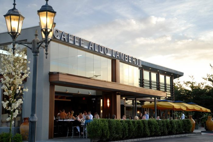 9. Caffe Aldo Lamberti, Cherry Hill