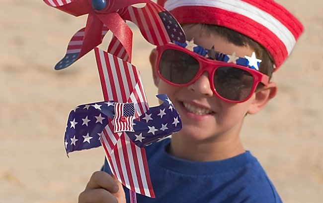9. Callaway Gardens Star Spangled Beach Party, Pine Mountain: July 4th, 2016 9:30pm