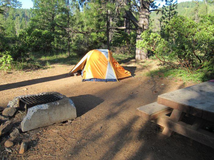 14. Camping