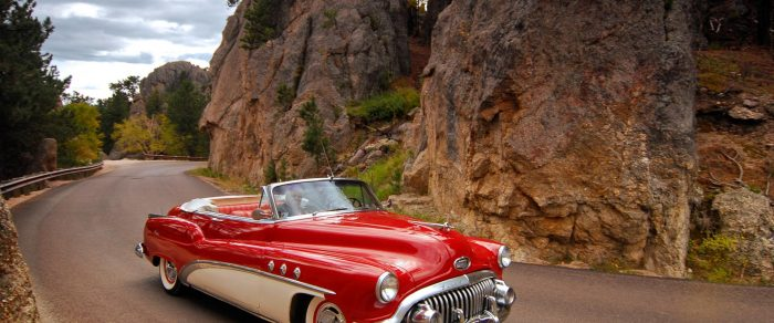 5. Go for a drive on a scenic byway.