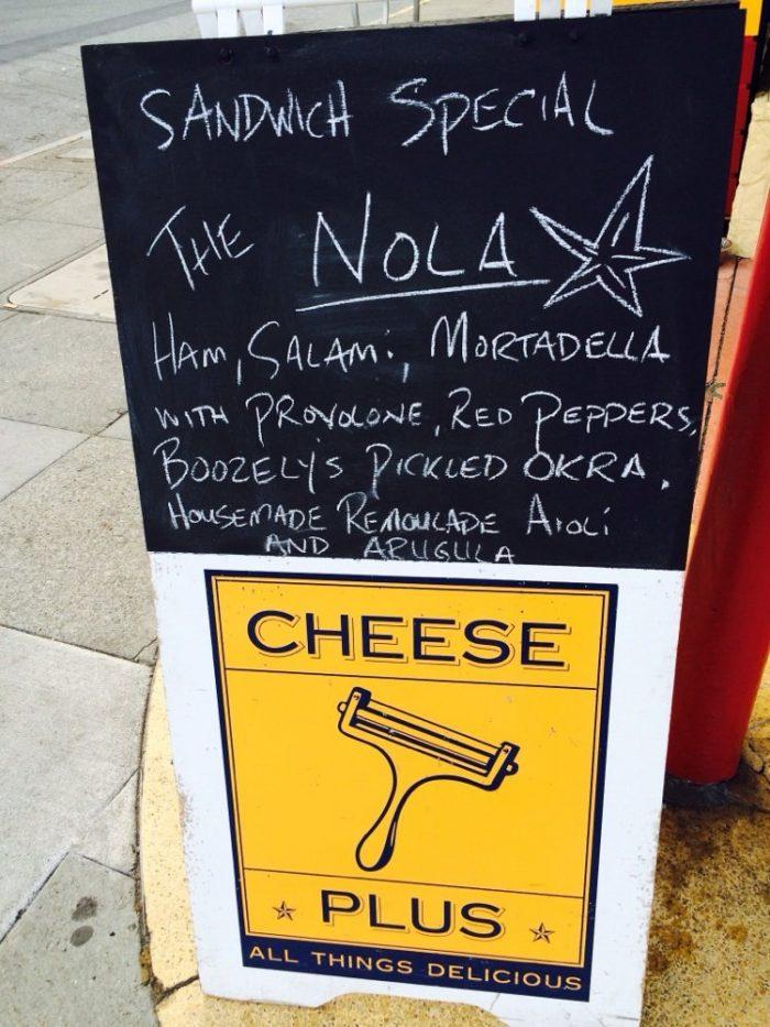 7. Cheese Plus