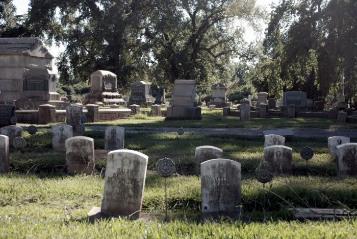 6. Chico Cemetery, Butte County