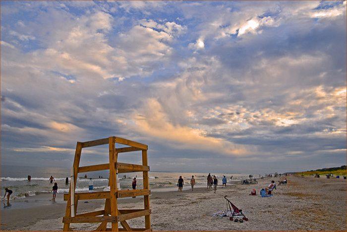 3. Coligny Beach