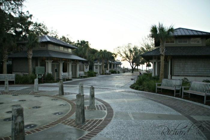 7. Coligny Beach Boardwalk