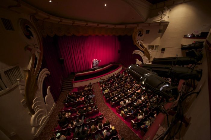colonial theater-interior