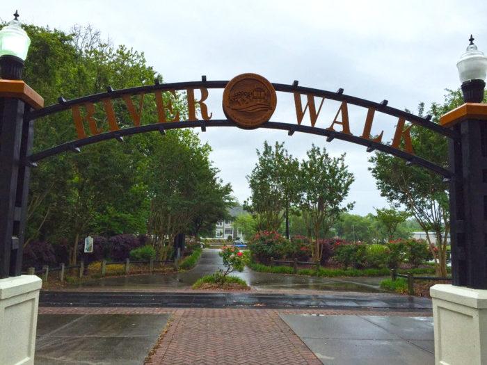 4. Conway Riverwalk