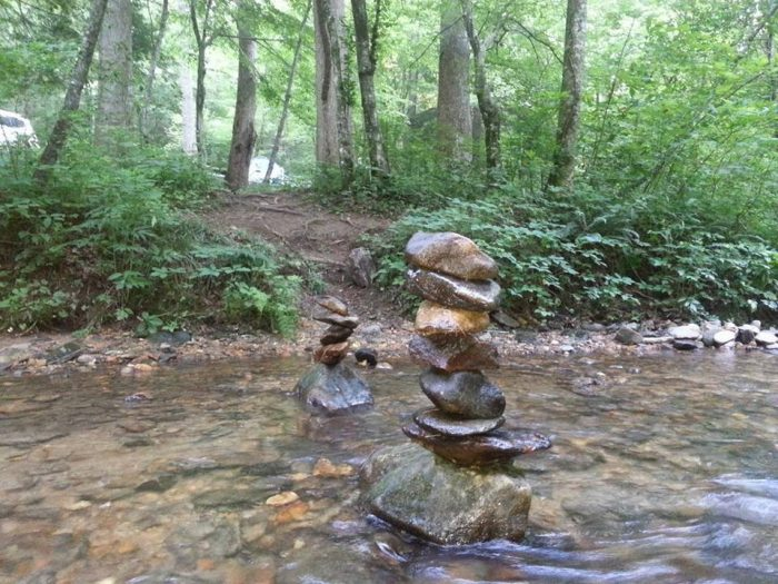 4. Cooper Creek Recreation Area - 6050 Appalachian Hwy. Suches, GA 30572