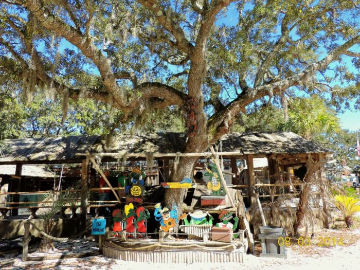 1. The Crab Shack—40 Estill Hammock Rd, Tybee Island, GA 31328